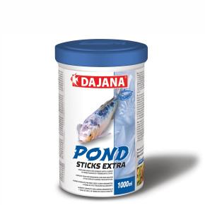 Dajana Pond sticks extra, granule pre ryby 1 000ml