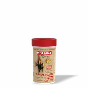 Dajana Worms Tropical pellets 100ml