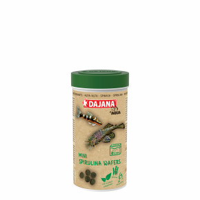 Dajana Mini Spirulina Wafers 250 ml