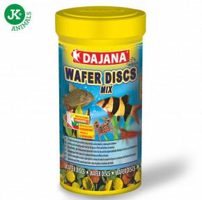 Dajana Wafer discs mix 100ml   © copyright jk animals, všetky práva vyhradené