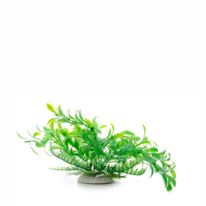 JK Ludwigia zelená, akvarijná plastová rastlinka