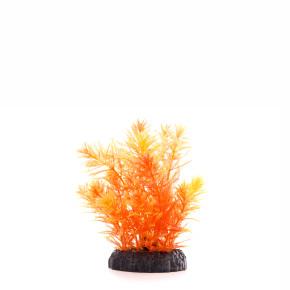JK Ambulia oranžová, akvarijná plastová rastlinka