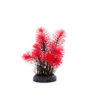 JK Red Anacharis, akvarijná plastová rastlinka