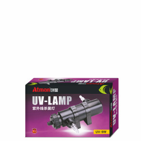 Atman UV-9 W, UV lampa