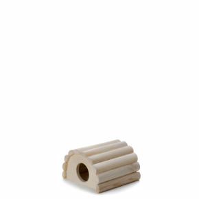 Drevené iglu škrečok 16×14×9 cm