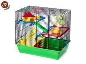 JK ANIMALS Pinky 3 color, klietka pre hlodavce   © copyright jk animals, všetky práva vyhradené