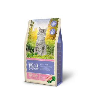 Sams Field Cat Adult Fish, superprémiové rybie granule 2,5 kg (Sam's Field)