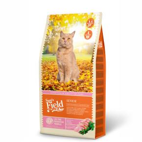 Sams Field Cat Senior, superprémiové granule 7,5kg (Sam's Field)