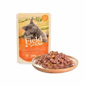 Sams Field True Meat Fillets Chicken with Pumpkin (Sam's Field)