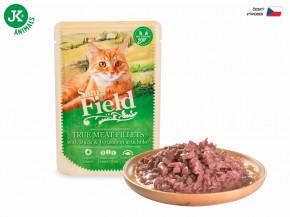 Sam's Field True Meat Fillets with Duck & Jerusalem Artichoke | © copyright jk animals, všechna práva vyhrazena
