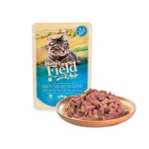 Sams Field True Meat Fillets With White Fish & Green Peas (Sam's Field)