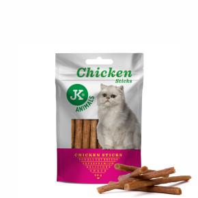 Meat Snack Cat Chicken Sticks, masová maškrta