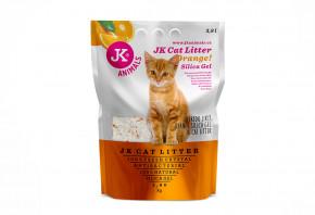 Litter Silica gel - orange   © copyright jk animals, všechna práva vyhrazena