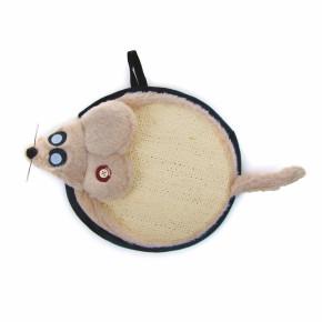 JK Sisalové škrabadlo myš