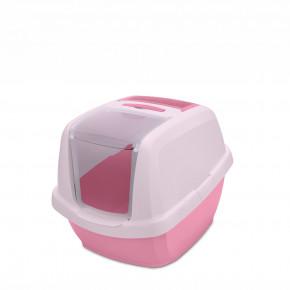 Mačacia toaleta MADDY JUNIOR ružová