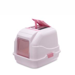 Mačacia toaleta EASY CAT ružová