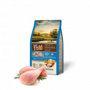 Sam's Field Low Grain 4300 Power Chicken & Potato, superprémiové granule, 2,5kg (Sams Field bez bez pšenice)