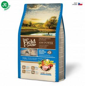 Sam's Field 4300 Power Chicken & Potato | © copyright jk animals, všetky práva vyhradené