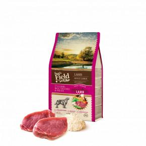 Sam's Field Low Grain Adult Large Lamb - Free Range, superprémiove granule pre dospelých psov veľkých a obrích plemien s jahňacím z voľného chovu, 2,5kg (Sams Field bez pšenice)