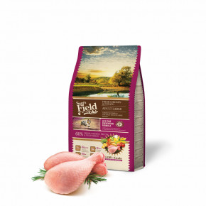 Sam's Field Low Grain Adult Large Chicken & Potato, superprémiové granule, 2,5kg (Sams Field bez pšenice)