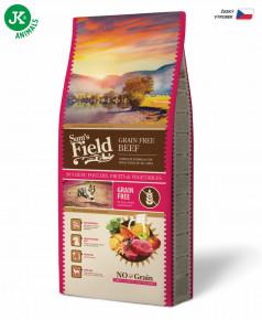 Sam 's Field Grain Free Beef (Angus) | © copyright jk animals, všetky práva vyhradené