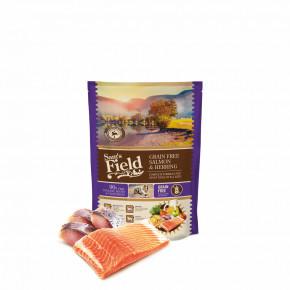 Sams Field Grain Free Salmon & Herring, superprémiové granule 800g (Sam's Field)