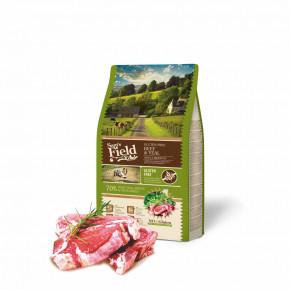Sam's Field Gluten Free Beef & Veal Adult Medium, superprémiové granule, 2,5kg (Sams Field bez lepku)