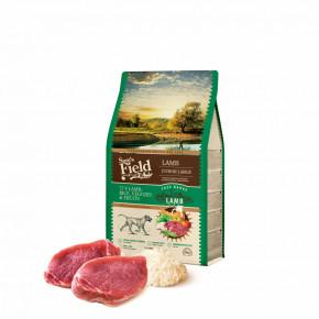 Sam's Field Low Grain Junior Large Lamb - Free Range, superprémiové granule pre šteňatá a mladé psy veľkých plemien s jahňacím z voľného chovu, 2,5kg (Sams Field bez pšenice)