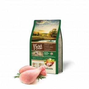 Sam's Field Low Grain Junior Large Chicken & Potato, superprémiové granule, 2,5kg (Sams Field bez pšenice)
