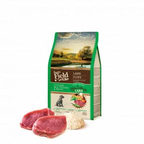 Sam's Field Low Grain Puppy Lamb - Free Range, superprémiove granule pre šteňatá s jahňacím z voľného chovu, 2,5kg (Sams Field bez pšenice)