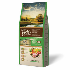 Sams Field Puppy Chicken & Potato 13 kg (Sam's Field)