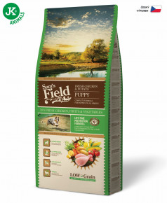 Sam's Field Puppy Chicken & Potato | © copyright jk animals, všetky práva vyhradené