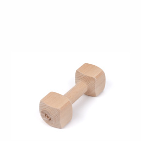 JK Aportovacia drevená činka 150g