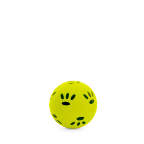 JK Žltá loptička labky 7,2 cm