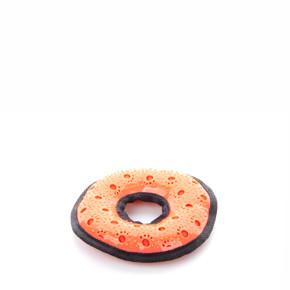 Donut, nylonová pískacia hračka sTPR prvkami