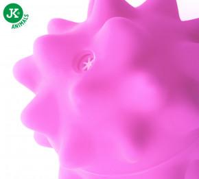 JK ANIMALS Vinylová lopta s pichliačmi ružová | © copyright jk animals, všetky práva vyhradené