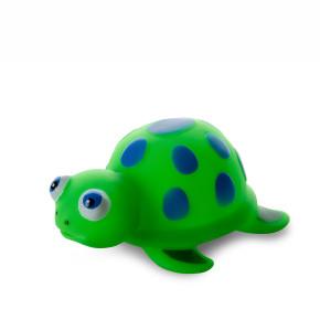 JK Vinylová želvička 13cm, vinylová (gumová) hračka