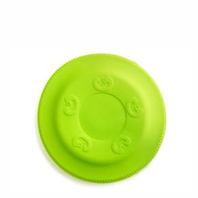 JK Frisbee zelené 17 cm, odolná hračka z EVA peny