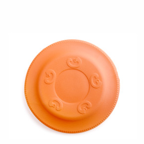JK Frisbee oranžové 17 cm, odolná hračka z EVA peny