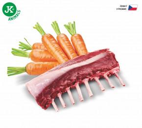 JK ANIMALS Venison & Carrot, Premium Paté with Chunks   © copyright jk animals, všetky práva vyhradené