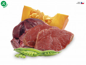 Sam's Field True Meat Beef With Pumpkin & Pea   © copyright jk animals, všetky práva vyhradené