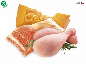 Sam 's Field True Salmon & Chicken Meat With Poumpkin | © copyright jk animals, všetky práva vyhradené