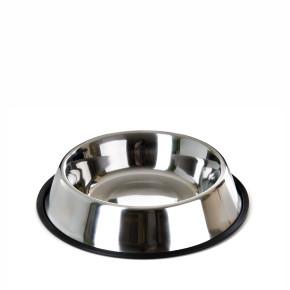 JK Nerezová protišmyková miska pre psa pr. 23 cm