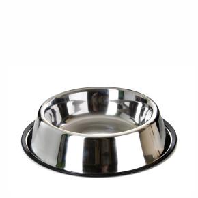 JK Nerezová protišmyková miska pre psa pr. 25 cm