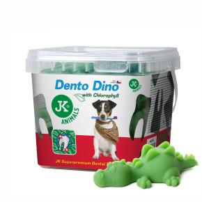 JK Dento Dino - dentálna maškrta s chlorofylom
