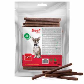 JK Meat Snack Beef Sticks, sušené hovädzie tyčinky, masová maškrta, 500g