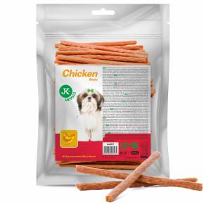 JK Meat Snack Chicken Sticks, sušené kuracie tyčinky, mäsová maškrta, 500g