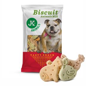 JK Biscuit - Animals Mix - Tasty Snack 500g