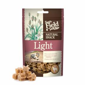 Sams Field Natural Snack Light 200g (Sam's Field)
