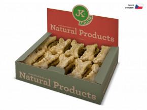 JK ANIMALS Kost Natural - Odour Control s Yuccou, 10 cm/27 ks   © copyright jk animals, všechna práva vyhrazena